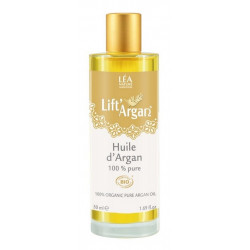 lift'argan huile d'argan 100% pure 50 ml