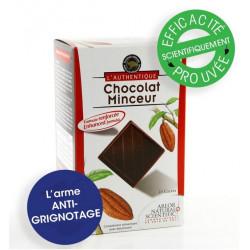 l'authentique chocolat minceur 30 carrés