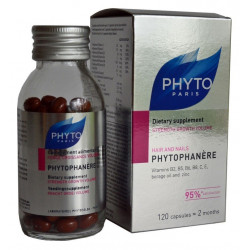 Phyto Phytophanère 120 Capsules