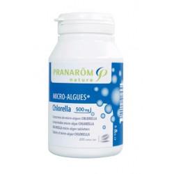 pranarôm micro-algues chlorella 500 mg 200 comprimés