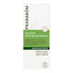 pranarôm aromaforce solution défenses naturelles 5 ml