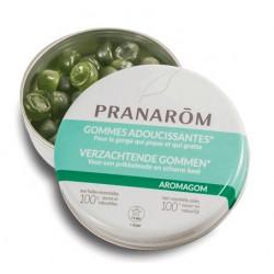 pranarôm aromagom gommes adoucissantes 45 g
