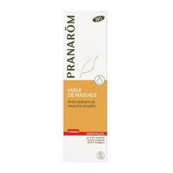 pranarôm aromalgic huile de massage 100 ml