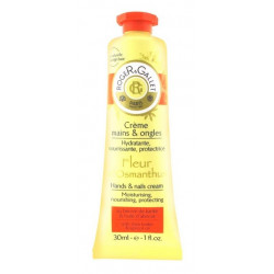 roger & gallet crème mains & ongles fleur d'osmanthus 30 ml