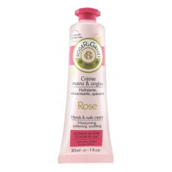 roger & gallet crème mains & ongles rose 30 ml