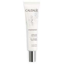 caudalie vinoperfect crème nuit peau neuve 40 ml