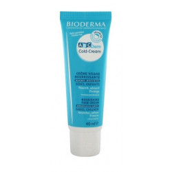 bioderma abcderm cold cream visage 40 ml