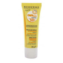 bioderma abcderm solaire spf 50+ 50 g