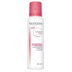 BIODERMA CRÉALINE DÉO ANTI-TRANSPIRANT SPRAY 150 ML