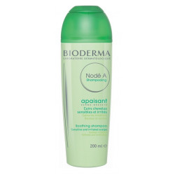 bioderma nodé a shampooing apaisant 200 ml