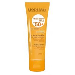bioderma photoderm max spf 50+ crème teintée 40 ml
