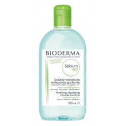 bioderma sébium h2o solution micellaire 500 ml