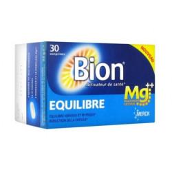 bion 3 équilibre magnésium 30 comprimés