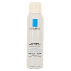la roche-posay déodorant physiologique 24h aérosol 150 ml
