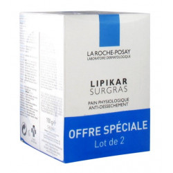 La Roche-Posay Lipikar Surgras Pain 2 x 150 g