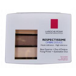 la roche-posay respectissime ombre douce 02 smoky brun 4.4 g