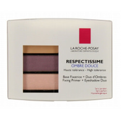 la roche-posay respectissime ombre douce 04 smoky prune 4.4 g