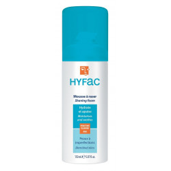 HYFAC MOUSSE À RASER 150 ML