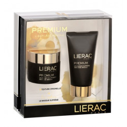 lierac premium crème voluptueuse 50 ml + masque suprême 75 ml