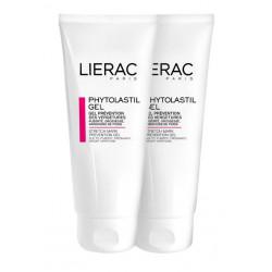 lierac phytolastil gel prévention des vergetures 2 x 200 ml