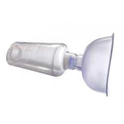 able spacer 2 adulte chambre d'inhalation avec masque pour enfant
