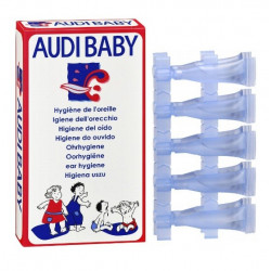 audibaby hygiène de l'oreille 10 x 1 ml