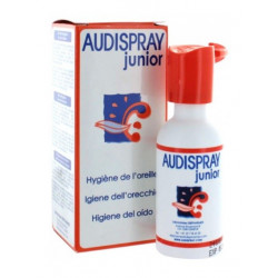 audispray junior hygiène de l'oreille 25 ml
