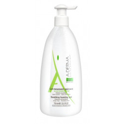aderma gel moussant apaisant 750 ml