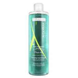 Aderma Phys-AC Gel Moussant Purifiant 400 ml