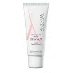aderma rheacalm crème apaisante légère 40 ml