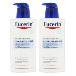 Eucerin Complete Repair Emollient Réparateur 5% Urée 2 x 400 ml