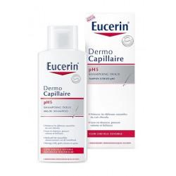 eucerin dermocapillaire shampooing doux ph5 400 ml