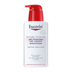 eucerin ph5 gel lavant 400 ml