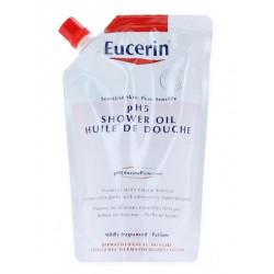 eucerin ph5 huile de douche eco recharge 400 ml