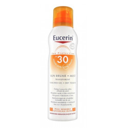 Eucerin Sun Protection Sun Brume Transparente Toucher Sec SPF 30 200 ml