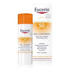 Eucerin Sun Protection Sun Gel-Crème Oil Control Toucher Sec SPF 50+ 50 ml