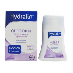 hydralin quotidien 100 ml