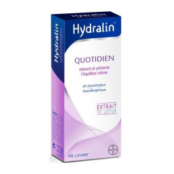 hydralin quotidien 400 ml