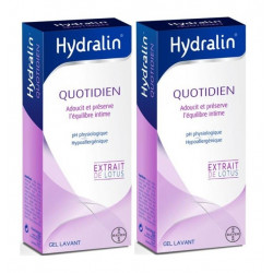hydralin quotidien 2 x 200 ml