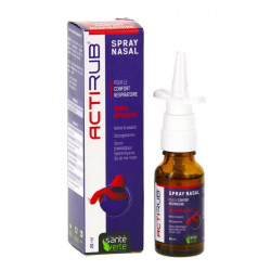 santé verte acti'rub spray nasal 20 ml