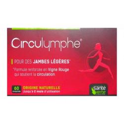 santé verte circulymphe 60 comprimés