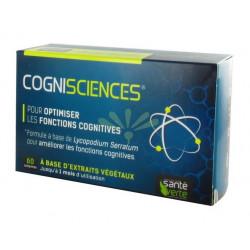 santé verte cogni'sciences 60 comprimés