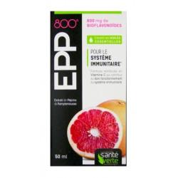 santé verte epp 800 extrait de pépins de pamplemousse 50 ml