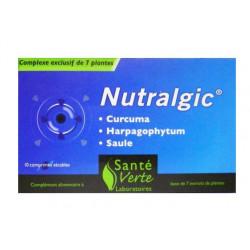 santé verte nutralgic 10 comprimés