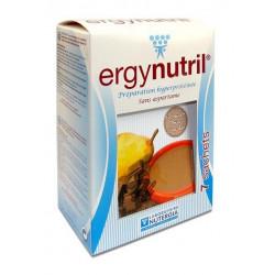 nutergia ergynutril préparations hyperprotéinées poire chocolat 7 sachets