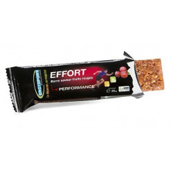 nutergia ergysport effort barre saveur fruits rouges