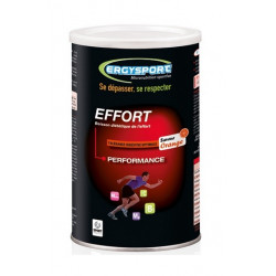 nutergia ergysport effort saveur orange 450 g