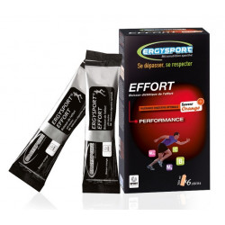 nutergia ergysport effort stick saveur orange 6 sticks