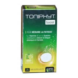 santé verte toniphyt boost 30 comprimés