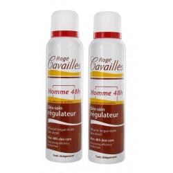 Rogé Cavaillès Déo-Soin Régulateur Spray Homme 2 x 150 ml